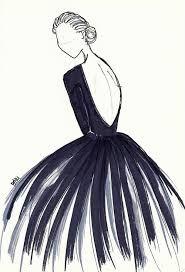 Resultado de imagen para tumblr girl drawing fashion