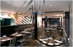 Jamie Olivers Restaurant Fifteen How to Design Restaurants & Bars that Enhance the Customer Experience