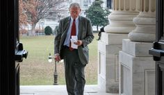 Anti-Science Climate Denier Caucus: 114th Congress. After the warmest year in recorded history, a shocking number of congressional Republicans—more than 56 percent—continue to deny or question the science behind human-caused climate change. Sen. James Inhofe arrives for work