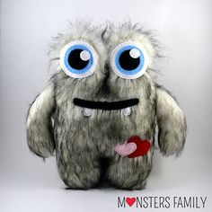 Hi, my name is Yeti and I am a very friendly Monster. I am medium size Monster…