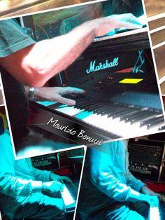 #LatoDue cover #rock #Marco #Massicut guitar #Alberto #Adami bass - Icaro Pub