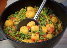 Potato Salad, Potatoes, Ethnic Recipes, Food, Potato, Meals, Yemek, Eten