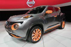 2015 Nissan Juke - LA Auto Show 2014