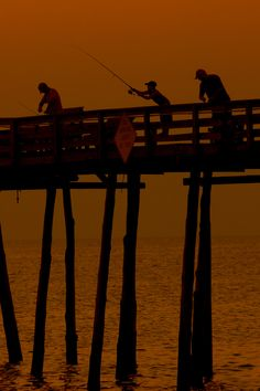 Early morning fishing on the Outer Banks Outer Banks North Carolina, Outer Banks Nc, Living In North Carolina, Outer Banks Vacation, Vacation Spots, Gone Fishing, Fishing Tips, Beautiful Places To Travel, Travel Info