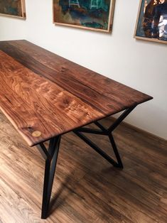 Large Haack Table par Sean Woolsey - Journal du Design