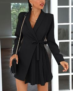 Classy Dress, Classy Outfits, Pretty Outfits, Stylish Outfits, Cute Dresses, Casual Dresses, Short Dresses, Fashion Dresses, Dress Outfits