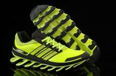 63394de45e07 Mens Adidas Springblade Green Black running shoes adidas online Regular  Price   180.00 Special Price  99.89