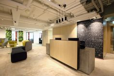 Urban: Serviced Offices by Urban Design and Build, Hong Kong » Retail Design Blog