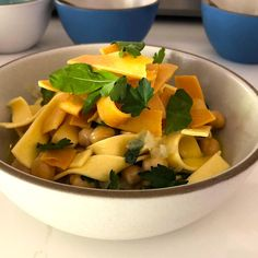 In his kitchen in Santa Monica, chef Luigi Fineo prepares pasta and chickpeas with an Apulian flair.