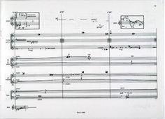 Costin MIERENEANU (1943-…). Le jardin des secrets: pour six instruments, Paris, Salabert, 1981.