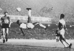 On November 19, 1969, Brazilian soccer great Pelé scores his 1,000th professional goal in a game, against Vasco da Gama in Rio de Janeiro's Maracana stadium. It was a major milestone in an illustrious career that included three World Cup championships.  Pelé, considered one of the greatest soccer players ever to take the field, was born Edson Arantes do Nascimento in Três Corações, Brazil, in 1940.