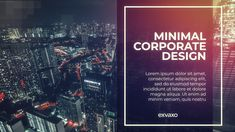 😍 Corporate Promo 🤝 is an ultramodern and stylish After Effects template with a unique design, colorful and creatively animated form layers, clean text animations and dynamic transitional effects. Text Animation, Corporate Presentation, Corporate Design, Vfx Tutorial, Street Marketing, Guerrilla Marketing, Web Banner Design, How To Make Animations, Ads Creative