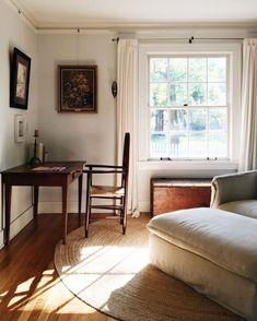 calm cream sitting room