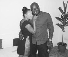 The princess and her prince. Dolapo Oni cuddles up to her husband in new IG photo - http://www.thelivefeeds.com/the-princess-and-her-prince-dolapo-oni-cuddles-up-to-her-husband-in-new-ig-photo/