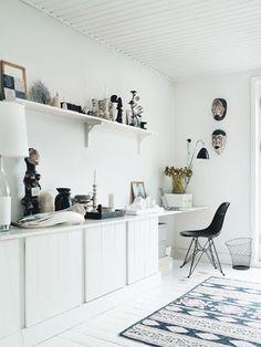 Idea for livingroom placards sous TV