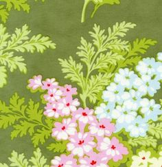 the best oilcloth pattern ever!