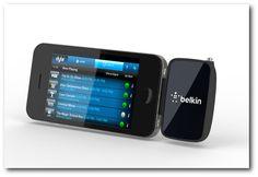 Dyle mobile TV, Belkin presenta su receptor de TV para iPhone e iPad