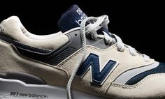J.Crew x New Balance® 997 Moonshot (in honor of Apollo 11 anniversary) -- too bad they're $200+