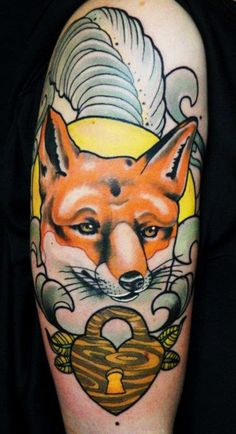 Tattoo Artist - Adriaan Machete - Animal tattoo