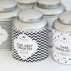 TAFELGUT / Černý čaj Earl grey se smetanovým aroma - 130 gr