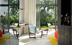 1 Hotel Sezz  detalle mobiliario
