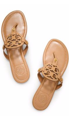 Currently Coveting: Tory Burch Sandals #toryburch