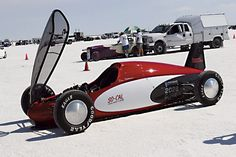 Bonneville Salt Flat Speed Racing - Events & Shows - Super Chevy ...