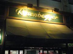 Rosenberger, Innere Stadt, Vienna