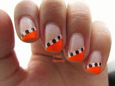 s-nail records: diagonal y lunares...