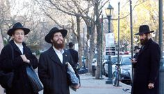 Bklyn - was briefly engaged to a son of Hasidim...bad move for both of us /lu