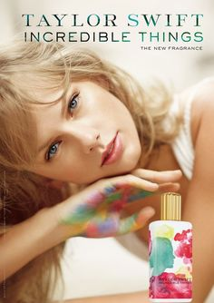 Taylor Swift has a new fragrance! The singer revealed the bottle and ad campaign for 'Taylor Swift Incredible Things' on October Read more about the scent below! Taylor Swift New, Taylor Swift Style, Taylor Swift Pictures, Taylor Swfit, One & Only, New Fragrances, Hollywood Life, Look At You, Young Living