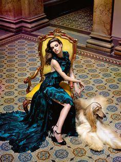 From Harper's Bazaar India SB
