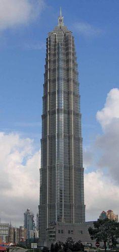 ˚Jin Mao Tower - Shanghai