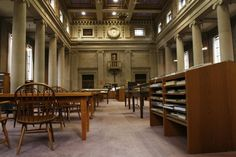 Dinard Library, College of the Holy Cross, Worcester, MA
