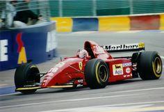 1995 Ferrari 412T2 (Gerhard Berger)