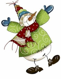 Snowman and winter clip art (Portuguese site - just use your google translator) - lots of categories  & lots of images - great site