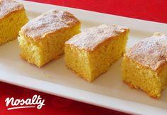 Kukoricadarás-narancsos sütemény | Nosalty
