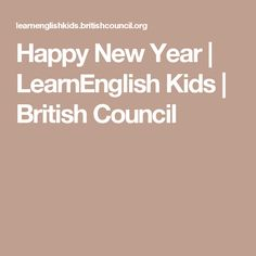 Using books with older children and teenagers learnenglish kids happy new year learnenglish kids british council spiritdancerdesigns Images