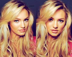 Candice Swanepoel. How is possible to be that beautiful!? :o