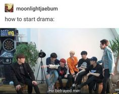 poor Yugyeom. Don't mess with the leader...