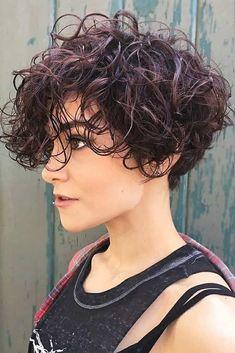 Wet Beach Waves For Pixie-Bob ❤️ Everyone wants to get beach waves for short frisuren frauen frisuren männer hair hair styles hair women