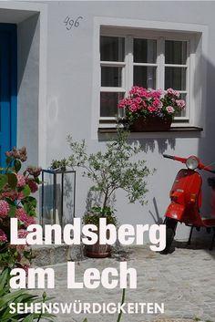 Nicht weit von Augsburg entfernt, befindet sich die kleine Stadt Landsberg am Lech. Wir waren ein Wochenende in der Stadt und haben uns mal genauer umgesehen. In diesem Beitrag findet ihr die schönsten Sehenswürdigkeiten, Tipps und Restaurants. (Deutschland Reise, Bayern, Kleinstadt, Rundreise)