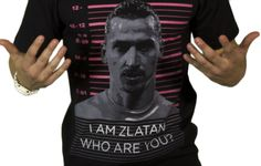 @LBF - I am Zlatan Who are YOU? #lbf #apparel #soccer #fashion #zlatan