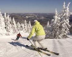 An overview of Mont Tremblant in Quebec. Year-round resort famous for skiing and European-style village.: Skiing in Mont Tremblant Winter Family Vacations, Ski Vacation, Ski Packages, Vacation Packages, Ski Deals, Quebec Winter, Ski Hill, Best Ski Resorts, Canada