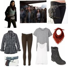 Fashmates is the shoppable fashion social network. Create and share your shoppable looks. Zombie Apocalypse Outfit, Apocalypse Fashion, Zombie Apocalypse Survival, Cool Outfits, Fashion Outfits, Womens Fashion, Camping Attire, Runners Outfit, Warrior Outfit