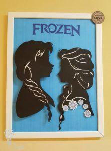 frozen / elza / anna / papier / winter Frozen, Winter, Decor, Winter Time, Decoration, Decorating, Winter Fashion, Deco