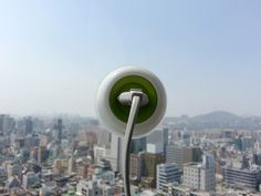Window Socket: Plug Your Devices Into Your Window For A Solar Charge #technology