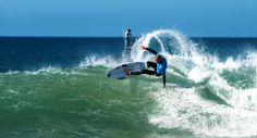 The JBay Winterfest presented by Woodlands Dairy drew to an early close yesterday, as the final event in the festival, The JBay Open, was. Shark, Bring It On, Articles, Waves, Outdoor, Winter Festival, Outdoors, Ocean Waves, Outdoor Games