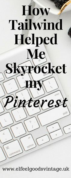 Want to make the most out of your Pinterest account and bring in new visitors each day to your blog on autopilot? Learn how Tailwind made that possible. #Tailwind #bloggers