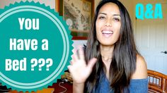 Minimalist Monday Q&A! #2 0:32 What did you wear when you got married? 0:53 Holidays, Floor Sleeping, No Wedding... a mental breakdown? 4:12 Why do you have ...